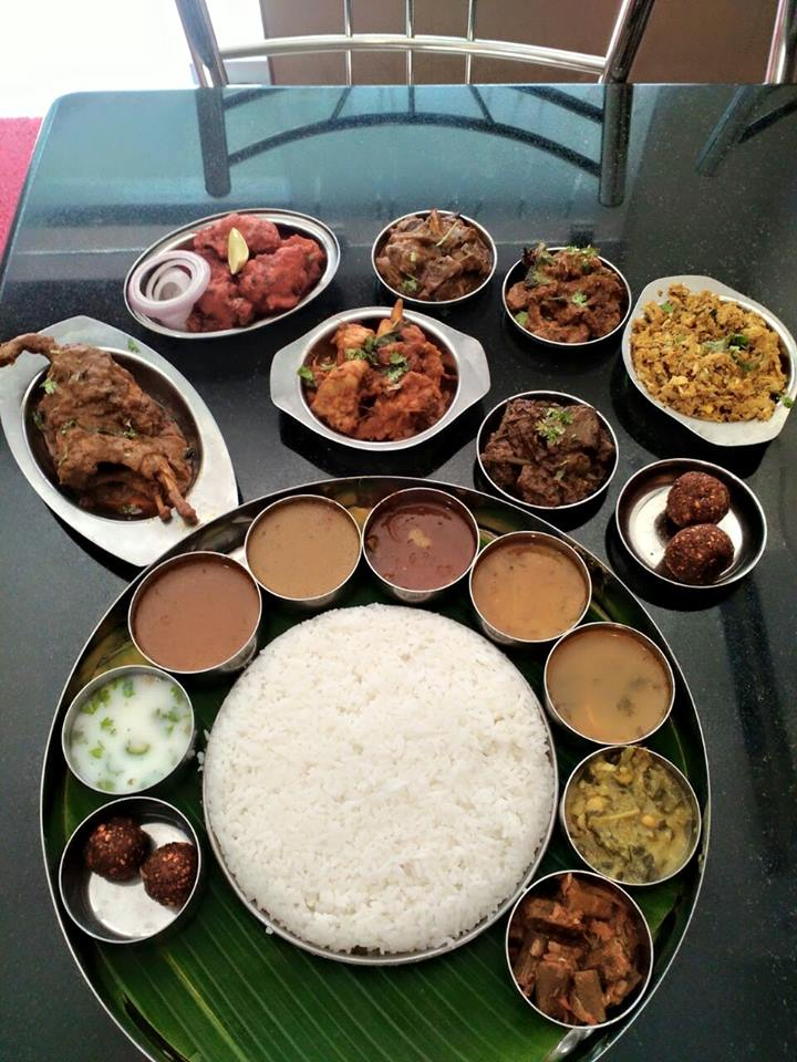 Top 10 South Indian Veg And Non Veg Meals In Chennai My