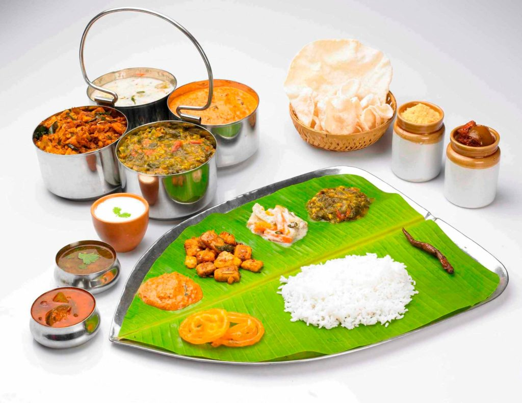 Top 10 South Indian (Veg and Non Veg) Meals in Chennai ...
