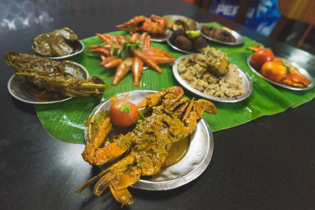 Good Food In Chennai